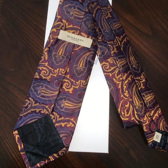 Burberry Other - Burberry London Silk Tie